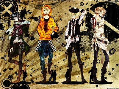 This...............Hetalia!!!!! and a couple of other things XD