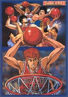 Ranma 1/2,and slam dunk :)