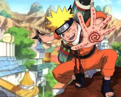 Naruto Uzumaki Your