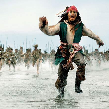 Jack Sparrow! Also Simba, Mufasa, Nala, Timon, Pumbaa, Sarabi, Scar, Zazu, Zira, Rafiki.... Yes I'm a Lion King fanatic! XD