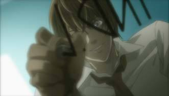 Anime: Light from Death Note. Non-Anime: Sheldon from The Big Bang Theory. ^-^