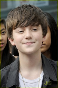 ... I was making out with Greyson Chance