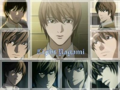 Death Note-Kira (Light Yagami) hình nền