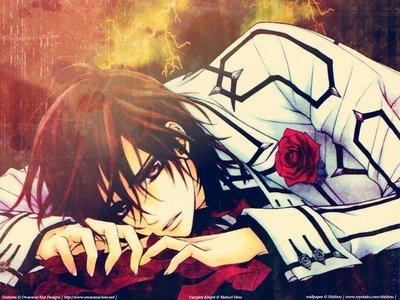 Kaname Kuran from Vampire Knight.