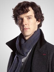 Sherlock Holmes from BBC Sherlock. :3