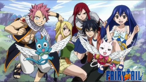 oh its fairytail!!!!