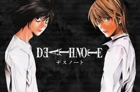 DEATH NOTE of course amor it ^^
