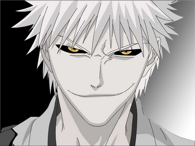 K I don't think I saw him which is surprising! heres Shiroichigo!