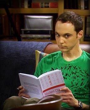 - Sheldon Cooper (The Big Bang Theory) - शिकामारू Nara (Naruto) - Ichigo Kurosaki (Bleach)