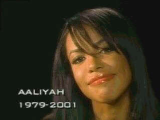 R.I.P. Baby Girl and happy belated b-day!