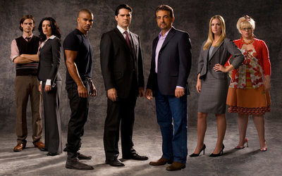 Criminal Minds Perfect Cast i amor all the characters equally has such a great family dynamic feeling to it..........