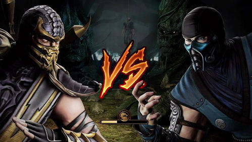 Round 1, FIGHT!