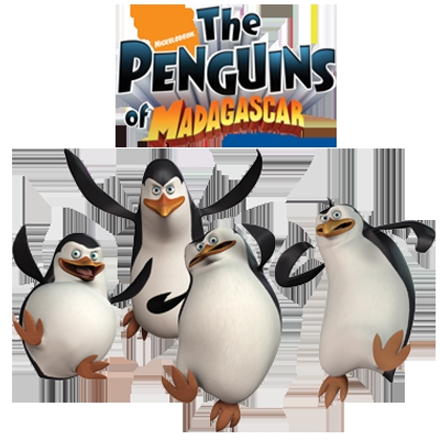 The Penguins Of Madagascar!!!!