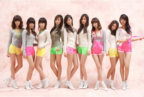 1. SNSD ^^