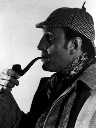 Sherlock Holmes, bro.