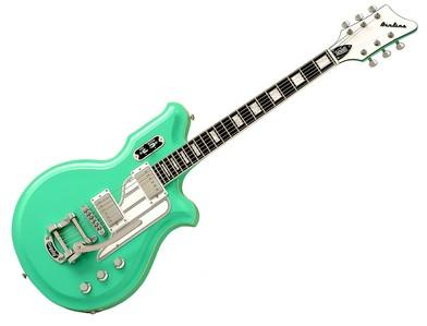 Sea Foam Green.. ou just green in general. :3