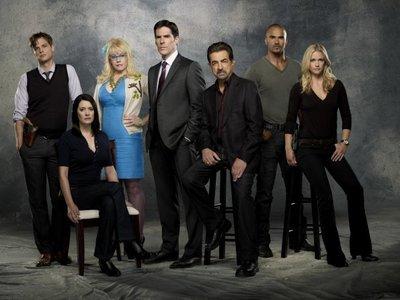 My fave  Criminal Minds :) ^.^