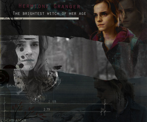 The Brightest Witch of her Age.
