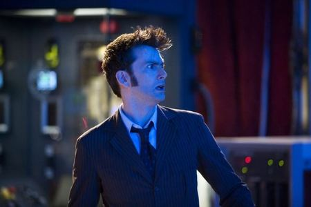 Red and TARDIS blue. No, not just blue, there is a big difference.