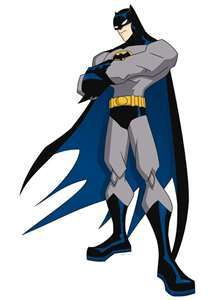 Easy. Batman