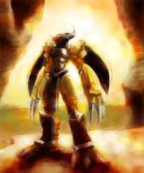 War Greymon, he is very good