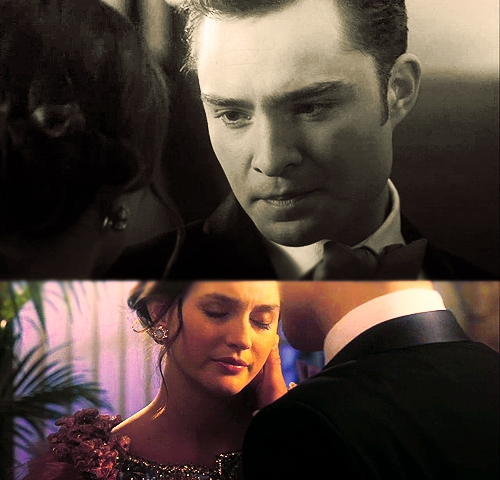 They can get together,just so Blair can see that Chuck can verplaats on and that she really love him,not Dan.
