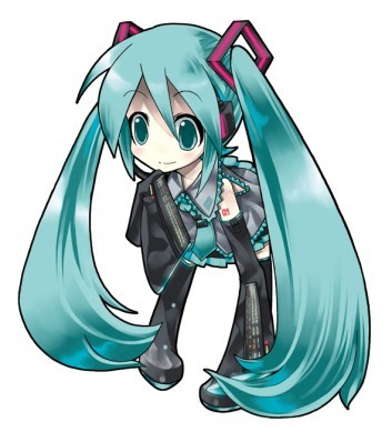 SOPA is evil! They even blocked my icon. XD But seriously, poor Miku! She can't just disappear from YouTube. D: