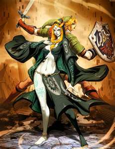 Totally Midna!She's different than other princesses,like how she act.I just want to be her!