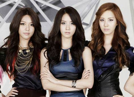 sooyoung,yoona and of crse seohyun... :)