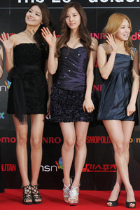 to me 1.sooyoung 2.seohyun 3.hyoyeon 4.tiffany 5.jessica