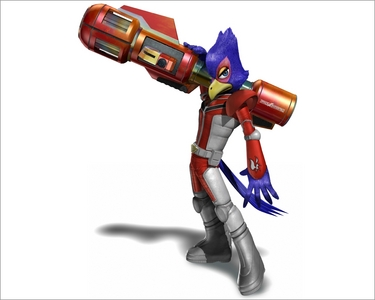 What kind of 質問 is that?!?! FALCO LOMBARDI