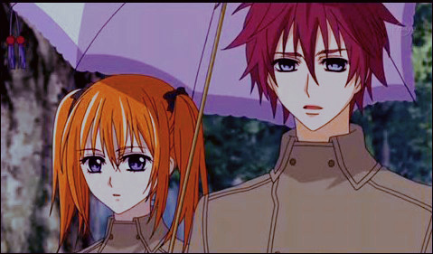 I hope thay end up together Rima Toya and Senri Skiki (vampire knigt) i hope there is a season 3!