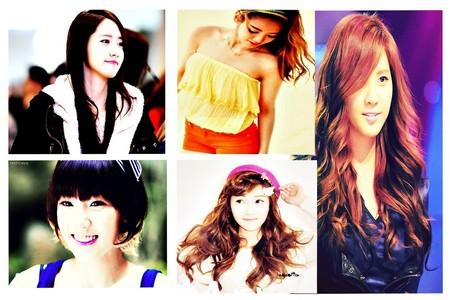 mine is: 1. Seohyun (my ultimate bias) 2. Jessica 3. Yoona 4. Taeyeon 5. Hyoyeon