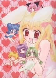 Tokyo Mew Mew!! They should make the A La Mode into an anime or somthing!