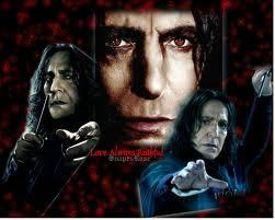 I was about to rip into you and ask you what the bloody hell you were doing on HP FanSpot lol but lots of kisses now x x Severus Snape XXX