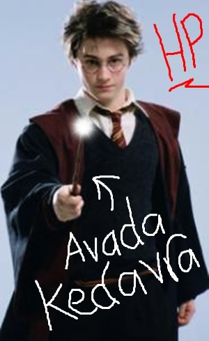 Harry Potter..