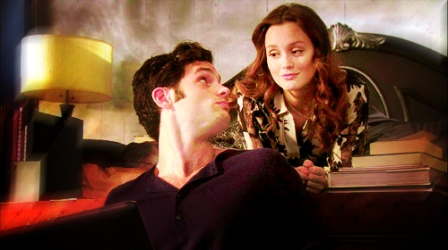 Dan & Blair!!! Love them together!!!