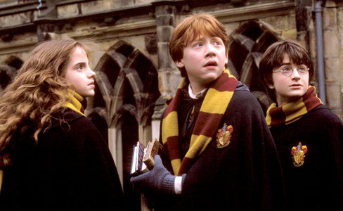 I do not have one favorite. I adore the Golden Trio.