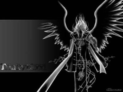 Abel Nightroad of Trinity Blood