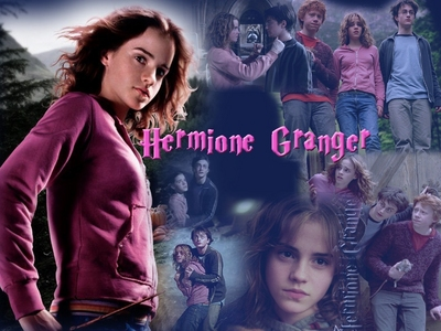 -Beautiful -Brains -Cleverest Witch of her Age (clever) -Loyal -miss independent -patient -fair -driven -brave -AMAZING<3 Yup! thats Hermione Granger:)