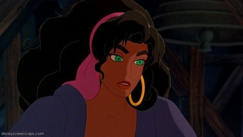 1. Esmeralda 2. Anastasia 3. jimmy, hunitumia 4. Belle 5. Meg 6. Aurora 7. Jane (Tarzan) 8. Wendy 9. marina (Sinbad) 10. Clara (The Nutcracker Prince)