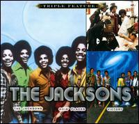 I literally JUST got back from the mall and I got the triumph album, the j5s #1s, and a set with the albums the jacksons, goin places, and victory :)
