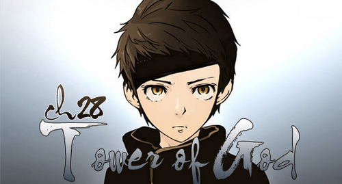 Tower of God, its a Korean web comic and it is epic