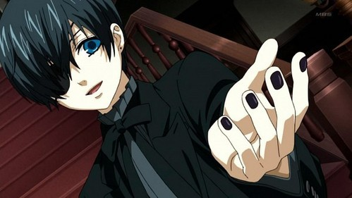 Demon Ciel is awesome!