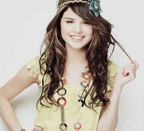 my best pic selena from me..^^