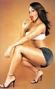 No but she act lke it sumtimez she maby is but IDK and dnt care she is BEAUTIFUL!!!!! And talented! LOve u Rihanna