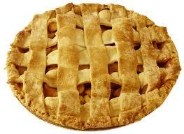 Yay! Welcome início ^-^ Here is a pie :3