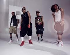 yes there the fines boy band out here. They Are All So Fine I Love Roc That My Hubby He Look Cute With His Hair Cut