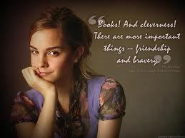 Hermione of course! :)