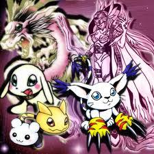 I like gatomon because she is a digi-cat which I like it.